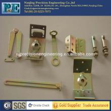 Zink-Beschichtung Kohlenstoff Stahl Möbel Hardware Scharnier