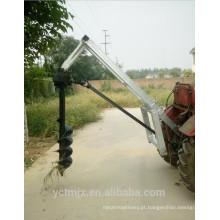 Escavador de furos pós acionados por tomada de força