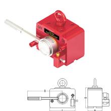 Lifting magnético permanente Pml3-6 Elevación industrial de la mano