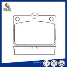 Almohadilla de freno auto de la alta calidad de la venta caliente MB082119