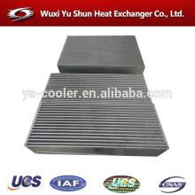 Núcleo de aluminio vendedor caliente del radiador de la fábrica del OEM