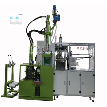 Pergigian Mental Floss Toothpick Molding Machine