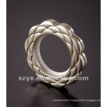 CE07 fashion plastic eyelets and grommets for curtains
