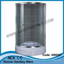 Sliding Simple Shower Room & Shower Enclosure (SR8307)