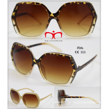 Nuevas gafas de sol de la manera con la decoración del metal (WSP601533)
