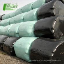 Hecho en China, personalización bienvenida Silo forrado en silo de hierba