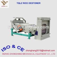 Equipamento de destonador de arroz de tipo TQLZ