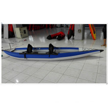Kayak inflable 2 personas con Padal