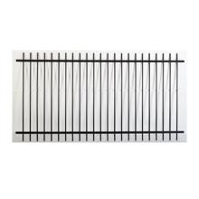 Red de metal de alta calidad, mallas de soldadura, panel de la cerca