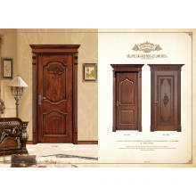 2015 New Product Best Sale Melamine China Wooden Doors