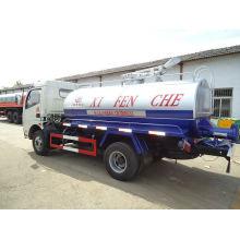 6000L Dongfeng 4x2 camión fecal
