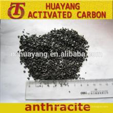 Carvão antracite de baixo preço / Aditivo de carbono do carvão antracite calcinado