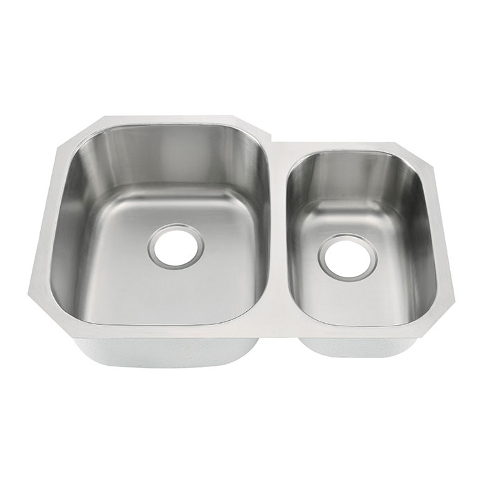 Double Bowl Farmhouse Kitchen Sink