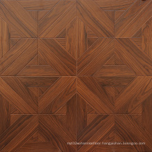 12.3mm E0 HDF AC4 Embossed Oak Sound Absorbing Laminate Flooring