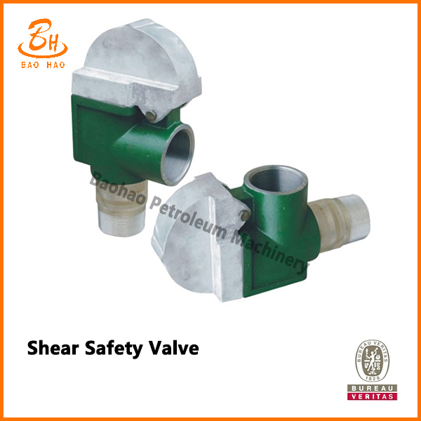Shear Safety Valve1