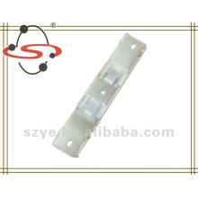 metal double curtain ceiling bracket for curtain track