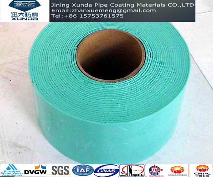 Cold Applied Pipeline Anti-corrsoion Viscoelastic Anti Corrosion Tape