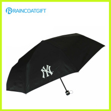 Custom Screen Printng Advertising Promotional Luxury Folding Rain Umbrella