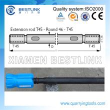 T38 T45 T51 Drifting Bohrstange Verlängerung Bohrstange