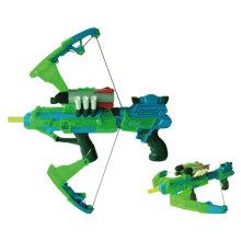 Electric Big Luminous Soft Bullet Light Gun Sport Toy Gun