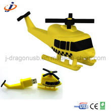 Whirlybird & Helicopter Shape USB Flash Drive (JT111)