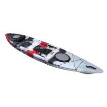 New Design Single Seat Canoe Boat Fishing Kayak (KS-21)