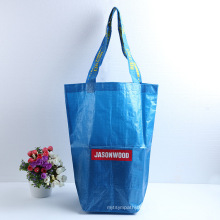 Top Quality customized eco-friendly printed recyclable pp woven laminated tote bag