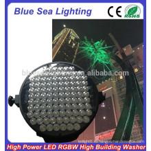 Гуанчжоу 100pcs x 10W наивысшая мощность вела напольный прожектор неба