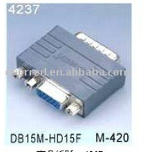 DB15 MALE TO HD15 FEMALE ADAPTOR