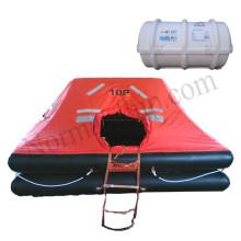 solas liferaft yacht liferaft Inflatable 10 person drop type life raft