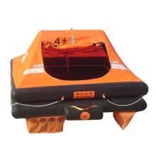 marine life raft 4 person life raft ISO965 yacht liferaft
