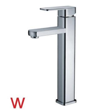 Torneira de alavanca singel de banheiro de bronze redondo de marca d'água (cg4200)