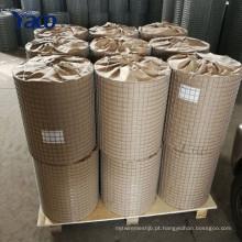 Toda a cor está disponível Cerca de aço inoxidável soldada da associação da rede de arame do calibre pesado