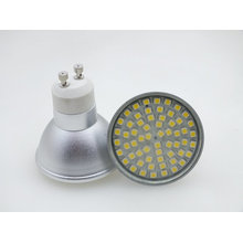 Nueva Dimmable GU10 3.5W 60PCS 3528 SMD LED Proyector