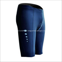 Stylish blue sports shorts suitable for riding