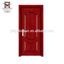 latest design best price interior solid wooden doors