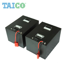 Electric Forklift lifepo4 battery 48v 300ah lithium ion battery with charger