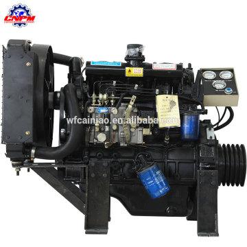 495CD Schiffsdieselmotor 4 Zylinder Dieselmotor