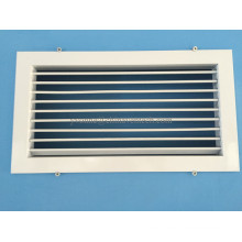 HVAC Systems Aluminum Single Deflection Grille Air Conditioning Grille