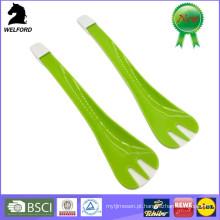 Multifuncional Durable Plastic Salad Tong
