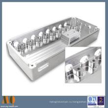 5 оси CNC подвергая части механической обработке CNC Филируя алюминиевые