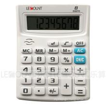 "12-Digit Display Desktop Calculator with ""Bi-Bi"" Speaking Sound (LC240S)"