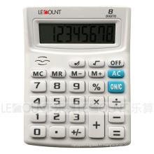 """Calculatrice de bureau à affichage à 12 chiffres avec un son parlant """"Bi-Bi"""" (LC240S)"""
