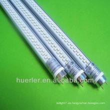 Alto brillo smd3528 1200m m 1.2m 120cm 4ft 100-240v 85-265v 12v 24v 240v 220v llevó la luz del armario