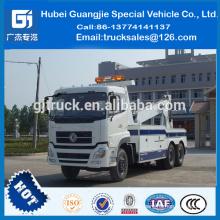 Camión de arrastre de remolque, Camión grúa de gran capacidad de 20 toneladas, Camión de arrastre de remolque nuevo de camión drejón de Wongfeng, Camión grúa de gran capacidad de 20 toneladas, Camión de auxilio de nuevo dongfeng