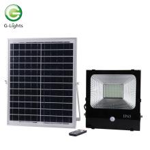IP65 impermeable 30w LED luz de inundación solar
