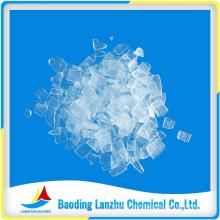 LZ-7001 Model Light Yellow Flaky Water-based Solid Acrylic Resin
