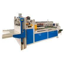 Semi Automatic Carton box Folder Gluer Machine High Speed Spare Parts factory
