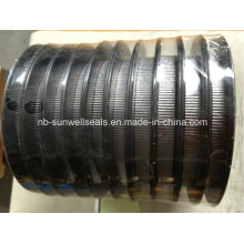 Flexible Corrugated Graphite Tape with Self Adhesive