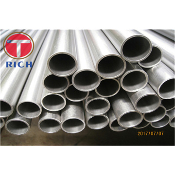 Torich 304 304L 316L Duplex 2205 2507 Welded Stainless Steel Tube Pipe